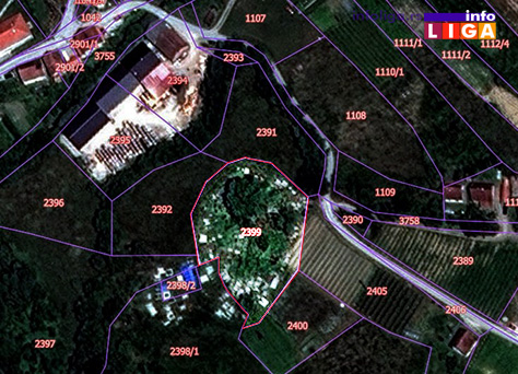 IL-groblje-osonica-mapa Najbolja zarada na pokojnicima - Ko kome i kako prodaje grobna mesta?