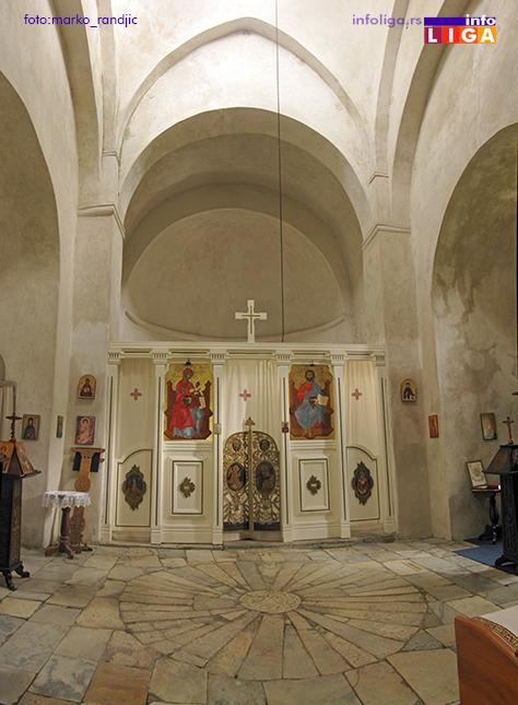 IL-manastir-pridvoricas-unutra Rekonstrukcija i sanacija krovne konstrukcije manastira u Pridvorici (VIDEO)