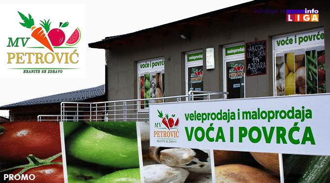 MV Petrović – Hranite se zdravo!