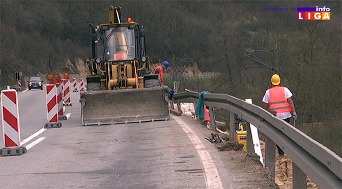 Počinje rekonstrukcija puta Požega-Čačak, očekuju se zastoji