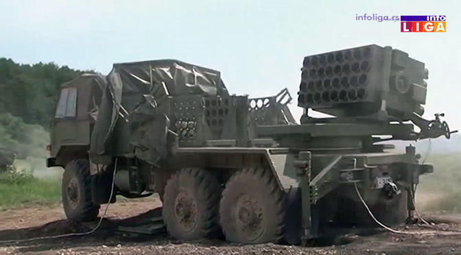 Taktičko tehnički zbor vojske Srbije u Ivanjici (VIDEO)