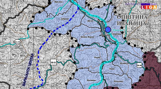 Hoće li se menjati trasa autoputa preko Ivanjice?