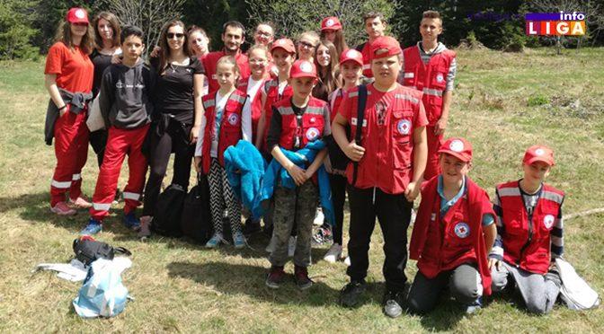 Održan Kamp omladine i podmlatka Crvenog krsta