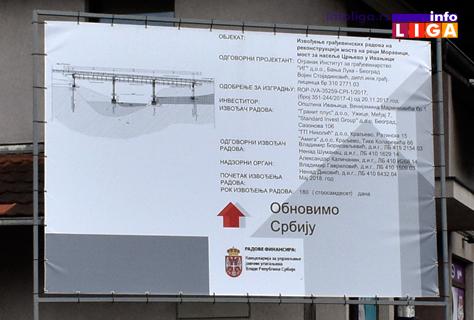 IL-crnjevacki_most Prvi radnici na Crnjevskom mostu od ponedeljka