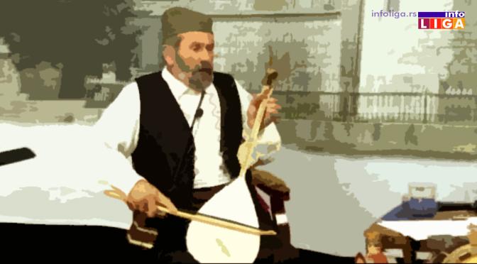 Guslarsko-poetsko veče u Domu kulture Ivanjica