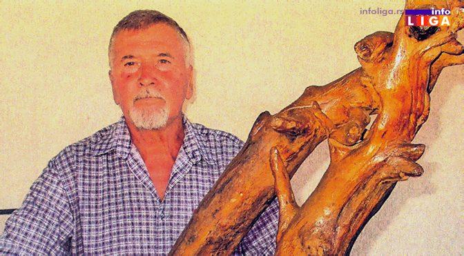 Skulpture iz prirode Branimira Đukanovića u Domu kulture