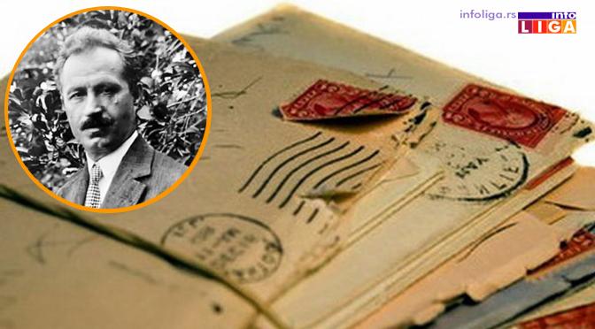 Požutela pisma iz logora akademika Nedeljka Košanina