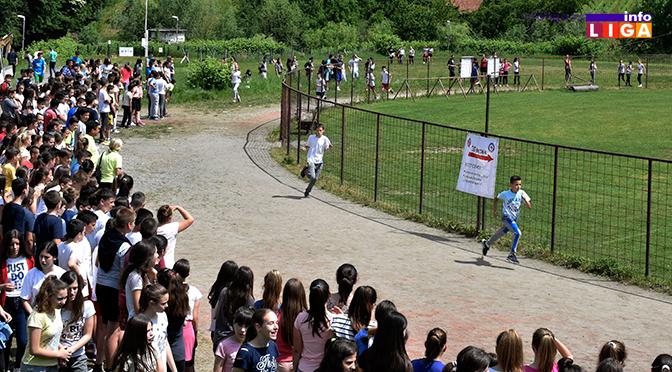 2000 učesnika na tradicionalnom krosu RTS-a u Ivanjici