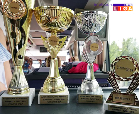 IL-kud-moravica-pehari-turska KUD Moravica vrlo uspešan na festivalu folklora u Turskoj