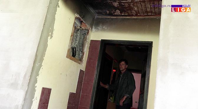 Grom pogodio kuću Karaklajića – pomogli mu savesni građani (VIDEO)