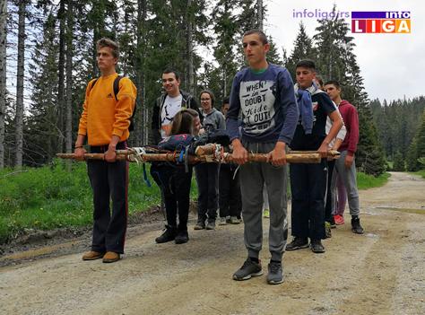 """IL-mladi-u-prirodi-kzm2 Vikend akcije """"Mladi u prirodi"""" Kancelarije za mlade"""