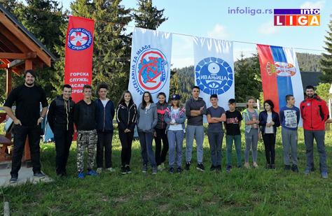 """IL-mladi-u-prirodi-kzm4 Vikend akcije """"Mladi u prirodi"""" Kancelarije za mlade"""