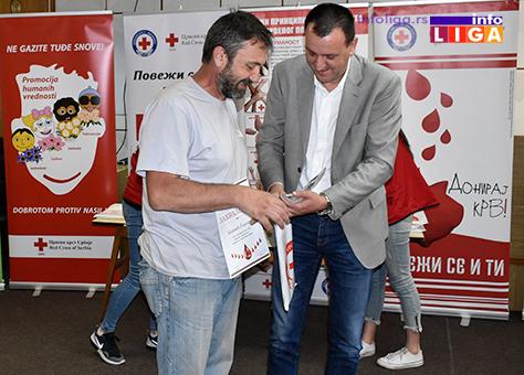 IL-nagrade-crveni-krst30 Priznanja dobrovoljnim davaocima krvi u Ivanjici (VIDEO)