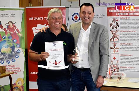 IL-nagrade-crveni-krst50 Priznanja dobrovoljnim davaocima krvi u Ivanjici (VIDEO)