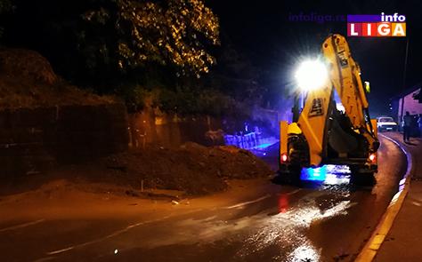 IL-nevreme-odron Nevreme -poplaviljeni objekti i ulice u Ivanjici (VIDEO)
