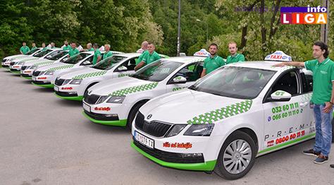 IL-premier-taxi-2 PREMIER TAXI zvanično počeo sa radom
