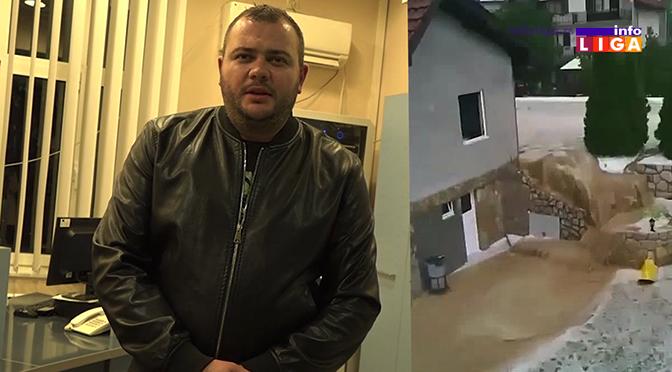 Proglašena vanredna situacija u Ivanjici (VIDEO)
