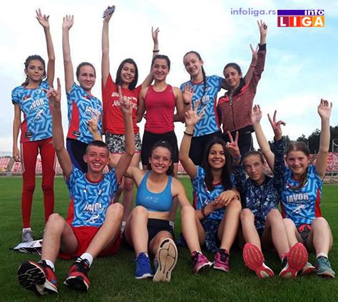 IL-atleticari-javor2 Serija dobrih rezultata atletičara Javora
