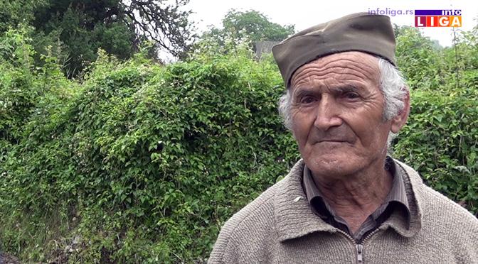 Humanost na delu, uskoro kuća za dedu Radosava (VIDEO)