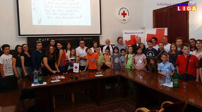 """Crveni krst Ivanjica osvojio nagradu """"10 dana odmora u Baošićima"""""""