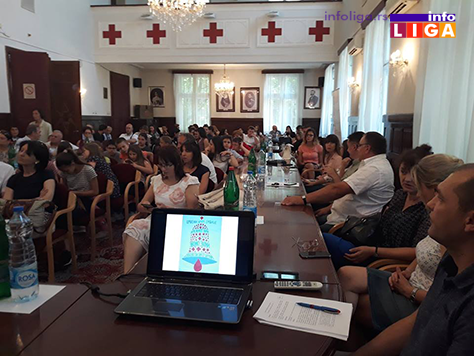 IL-nagrade-u-ck-srbije2 Crveni krst Ivanjica osvojio nagradu ''10 dana odmora u Baošićima''