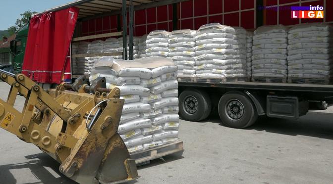 Podeljeno 107 500 kilograma djubriva. U ponedeljak se nastavlja raspodela prema spiskovima