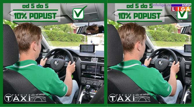 Sezonski popusti u Premijer taksiju