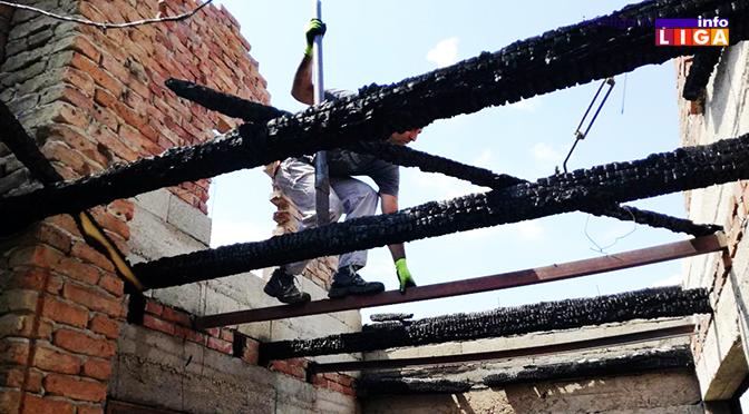 Pomozimo-Baki Vojimirki izgorela kuća