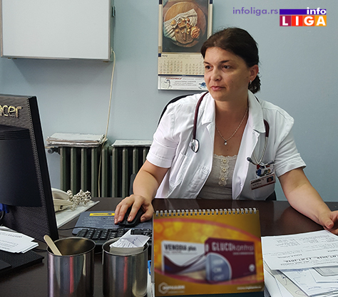 IL-dr-vesna-nedeljkovic-pr-dom-zdravlja-ivanjica Doktor, tehničar i apotekar obilaze pacijente na seoskim područjima