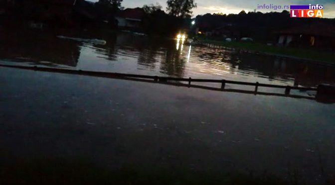 """""""Do kada više?""""  Jaka kiša plavila okolinu Lučana (VIDEO)"""