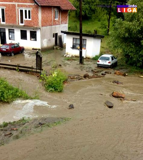 IL-poplava-munjici-brusnik1 U Devićima, Ostatiji i Brusniku voda nosila sve pred sobom (FOTO)