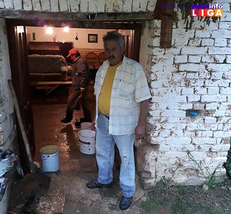IL-poplava-rovine-vidic2 Poplavljeno domaćinstvo porodice Vidić u Rovinama (VIDEO)