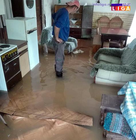 IL-poplava-rovine-vidic3 Poplavljeno domaćinstvo porodice Vidić u Rovinama (VIDEO)