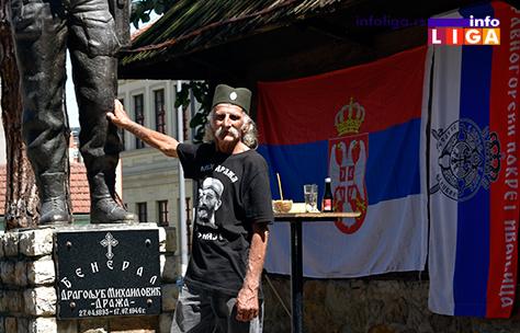 IL-rovnogorci-18-ivanjica-5 Parastos komandantu Srpske kraljevske vojske u otadžbini Draži Mihajloviću (FOTO)