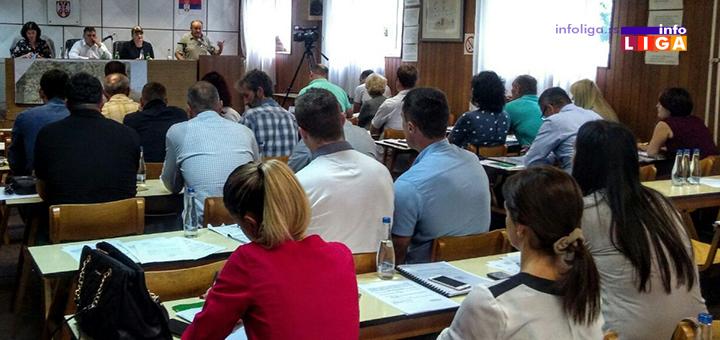 IL-sednica-rebalans Usvojen rebalans budžeta opštine Ivanjica