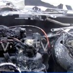 Epilog pooštrenog tehničkog pregleda-Požežanin spalio sopstveni automobil