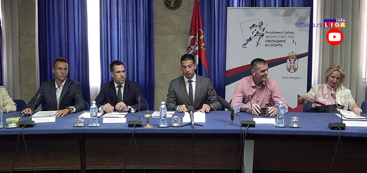 IL-ministarstvo-ivan-stamenic-kzm Ministarstvo omladine i sporta dodelilo KZM Ivanjica 1.957.350 dinara (VIDEO)
