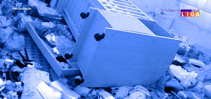 IL-provala-pljacka-stan-kuca Opljačkane dve kuće u Ivanjici
