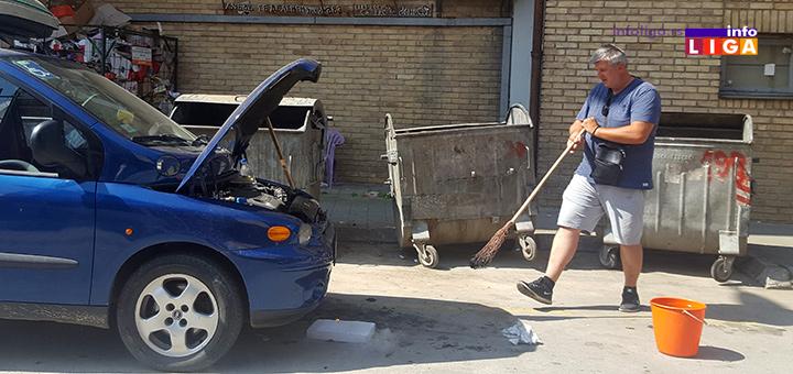 IL-zija-u-autu Vozio sestru i otrovnicu zajedno u autu