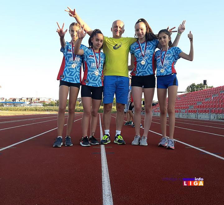 IL-atleticarke-ak-javor2 Jovana, Katarina, Vanja i Milica su pobednice Kupa Srbije