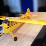 Savo iz Osonice napravio avion