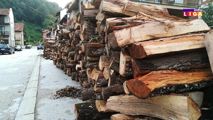 IL-drva Početak grejne sezone, udar na kućni budžet