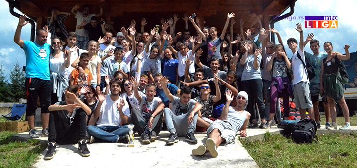 IL-eko-kamp-2018-kzm Eko kamp na Goliji okupio stotine mladih iz čitave Srbije