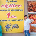 Humanost za primer – Ivanjička krompiruša trudnicama za 1 dinar