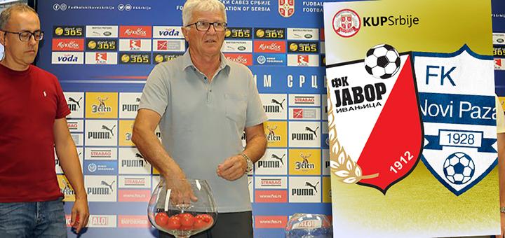 IL-kup-javor-pazar Javor protiv Novog Pazara u 1/16 finala Kupa Srbije