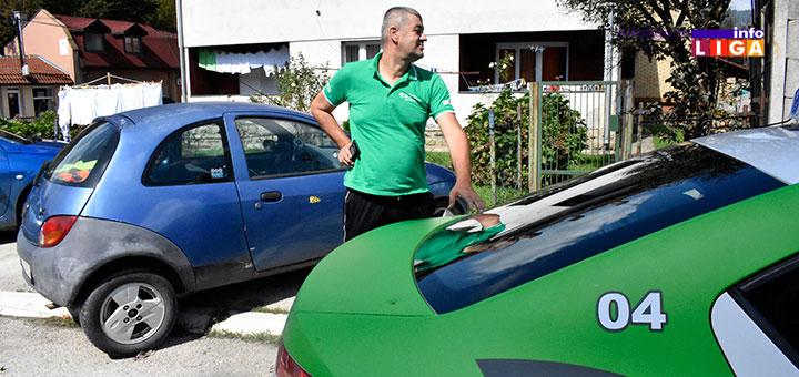 IL-premier-metak3 Metak završio u gepeku taxija, vozač sedeo na prednjem sedištu