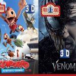 Subota je pravi dan za 3D bioskop