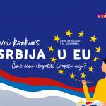 """Otvoren likovni konkurs programa EU PRO za 2019. godinu """"Srbija u EU – Čime ćemo obogatiti Evropsku uniju?"""""""