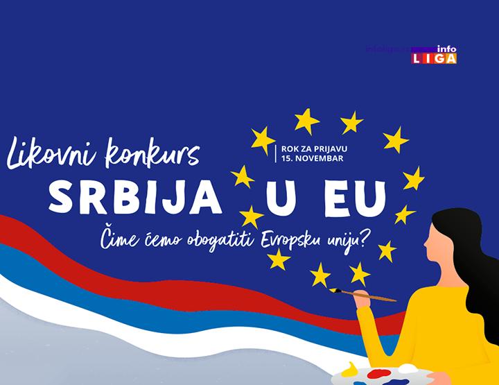 """IL-Llikovni-konkurs-programa-EU-PRO-za-2019.-godinu Otvoren likovni konkurs programa EU PRO za 2019. godinu """"Srbija u EU - Čime ćemo obogatiti Evropsku uniju?"""""""