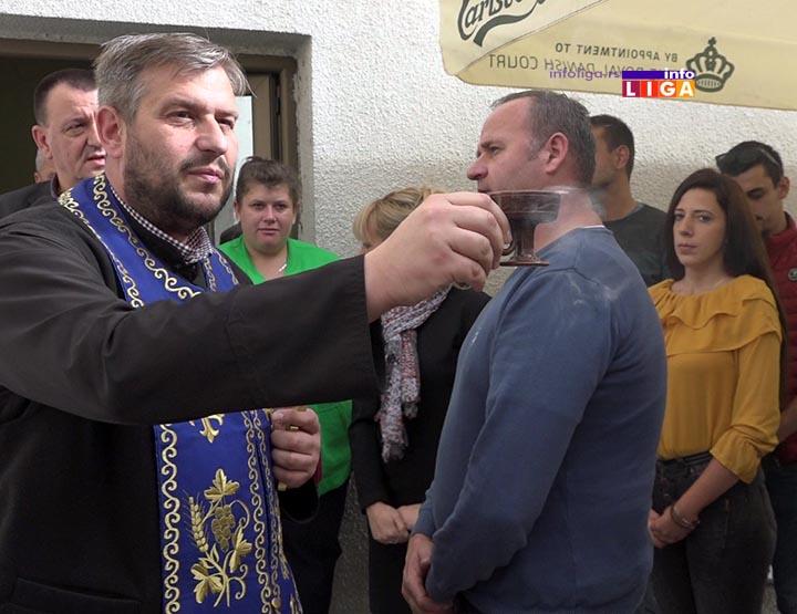 IL-SNS-SLAVA Naprednjaci u Ivanjici obeležili krsnu slavu – Svetu Petku (VIDEO)